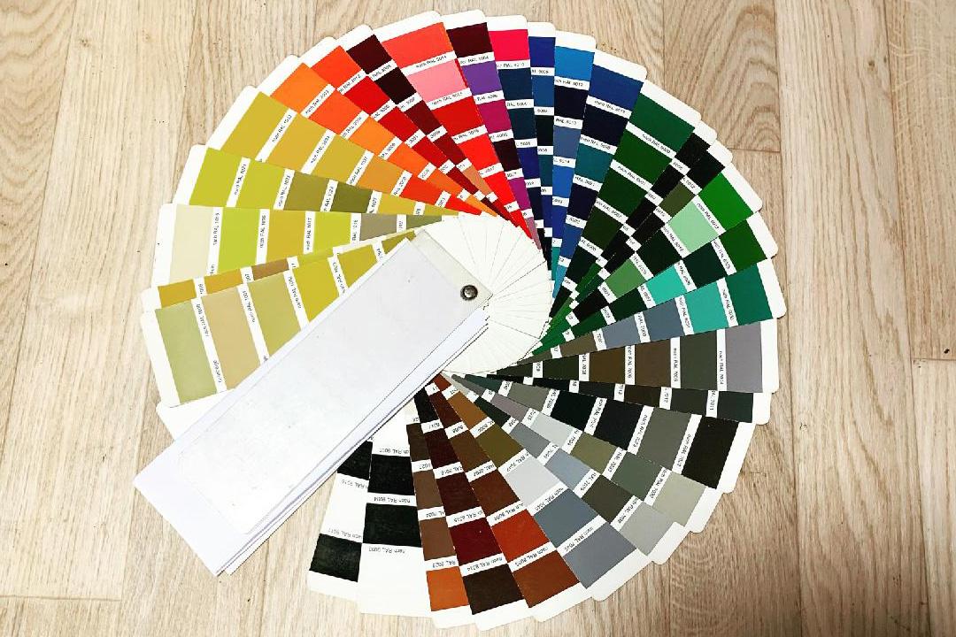 Moje psychologie barev