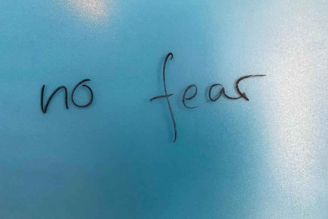 Z čeho míváme v životě největší strach